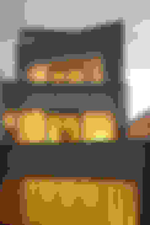 Casas de estilo  por RUE