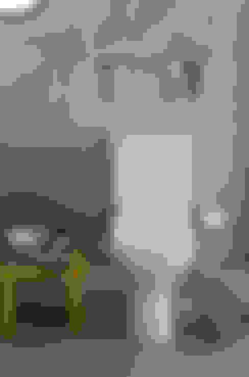 Marcella Loebが手掛けた洗面所&風呂&トイレ