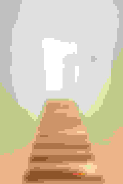 走廊 & 玄關 by Ferreira | Verfürth Architekten