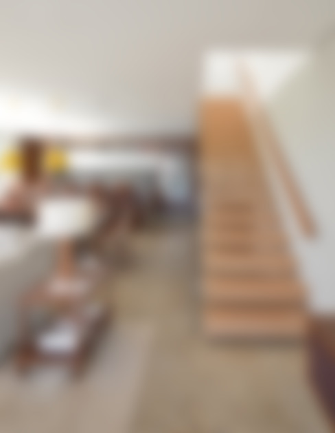 Fazenda Boa Vista: Corredores e halls de entrada  por 2L Arquitetura