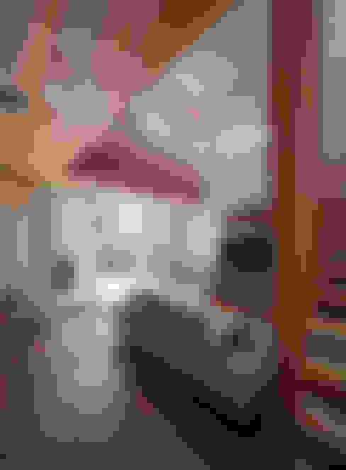 Casas de estilo  por Architect Show co.,Ltd