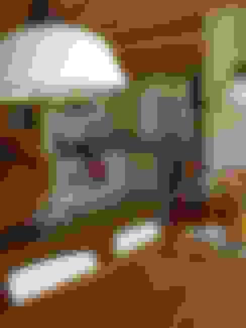 Kitchen by Neues Gesundes Bauen