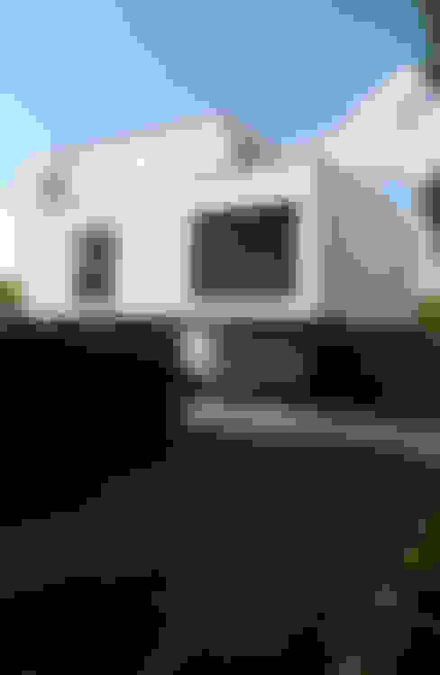 Projekty,  Domy zaprojektowane przez 5 Architekten AG