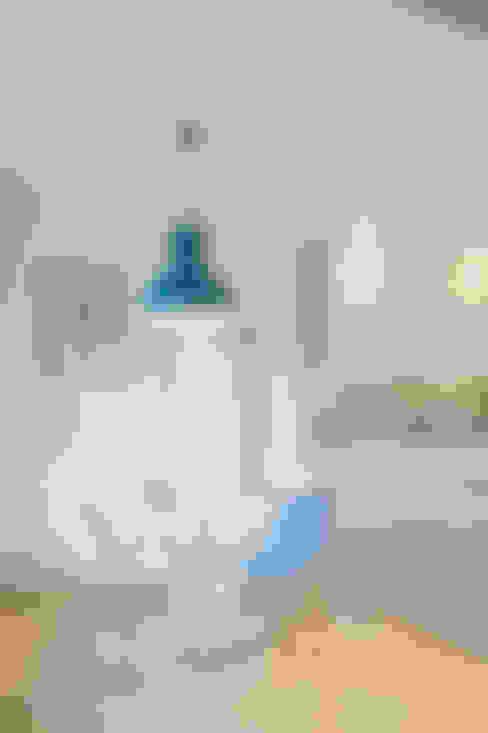 Salas de jantar  por DK architektura wnętrz