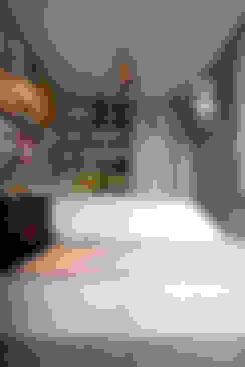 Bedroom by Jean-Bastien Lagrange + Interior Design