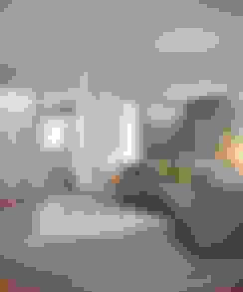 Living room by E_interior