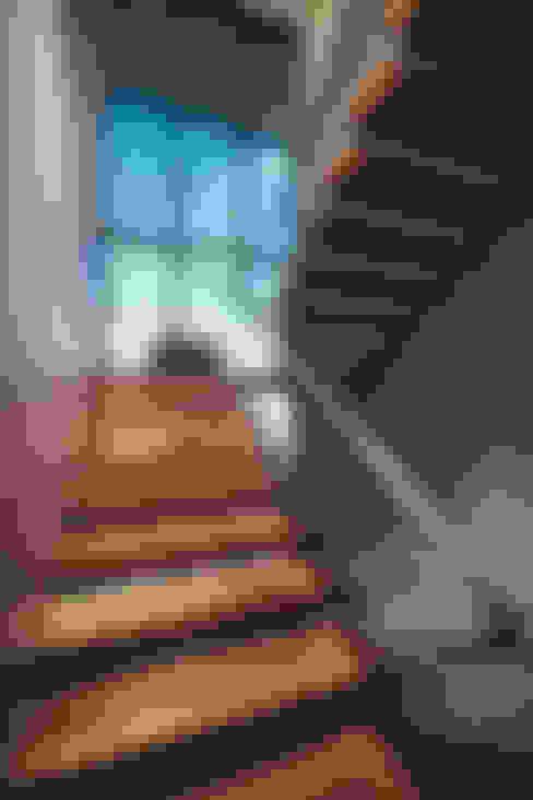 Corredores e halls de entrada  por Imativa Arquitectos