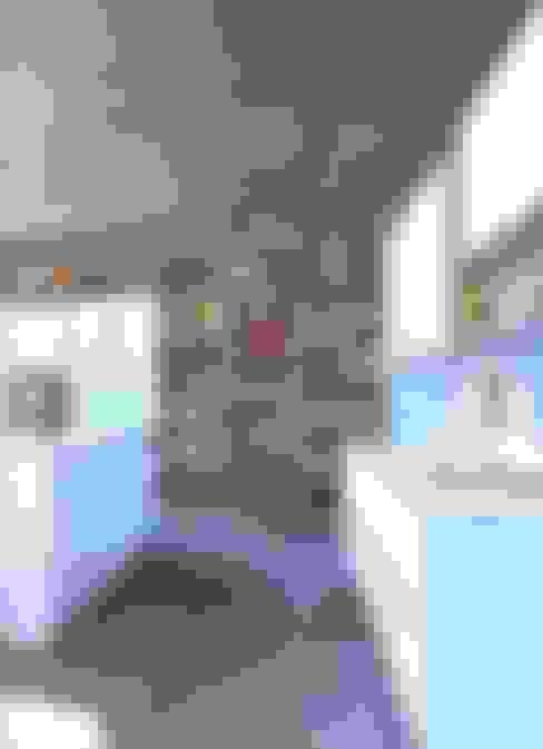 NX902 Polariswit mat glas:  Keuken door Eiland de Wild Keukens
