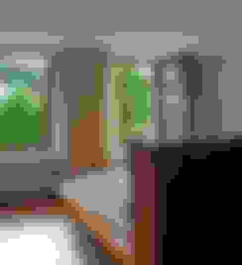 Спальни в . Автор – reichart bauplanungsgmbh