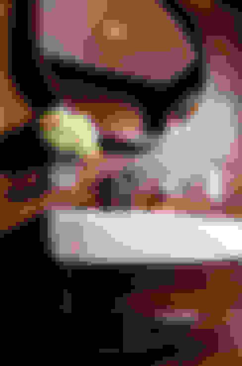 Москва, Весковский переулок: Ванная комната в . Автор – Prosperity