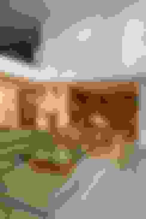 Livings de estilo  por Alvaro Moragrega / arquitecto