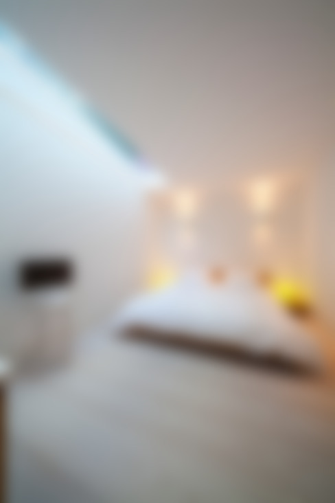 Slaapkamer door Gullaksen Architects