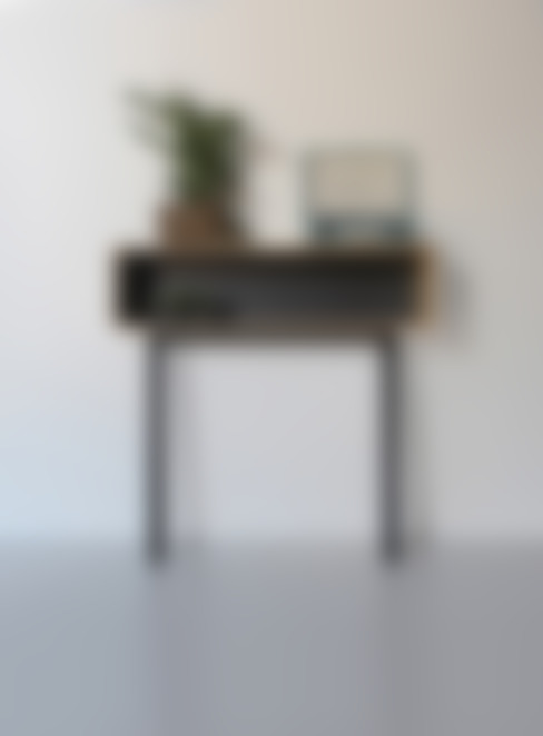 Aparador Noir: Sala de jantar  por Hugo Sigaud