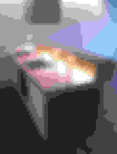 Cozinha  por Betonwerkstatt