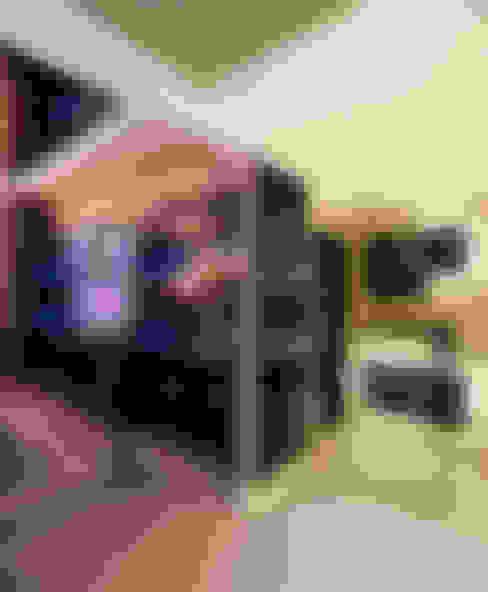 Udesign Architecture – Fulya Daire:  tarz Oturma Odası