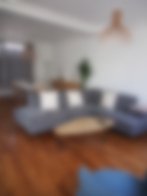 agence MGA architecte DPLG:  tarz Oturma Odası