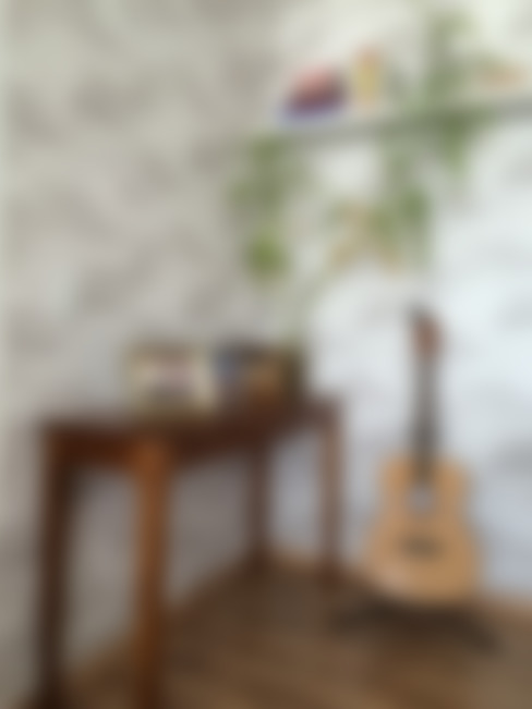 Canto do aparador: Salas de jantar  por Projeto Bem Bolado