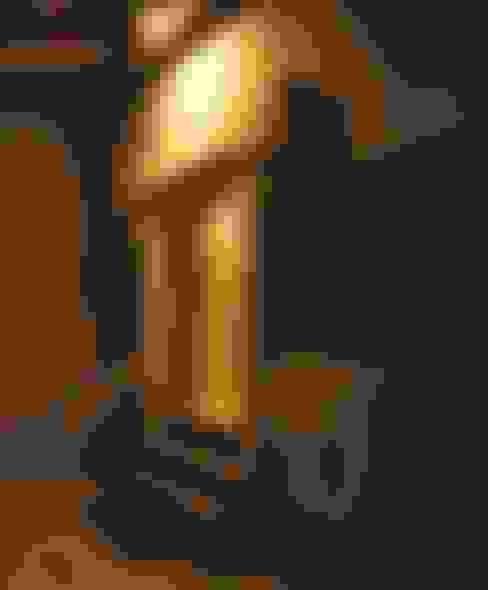 Casas de estilo  por 家山真建築研究室 Makoto Ieyama Architect Office