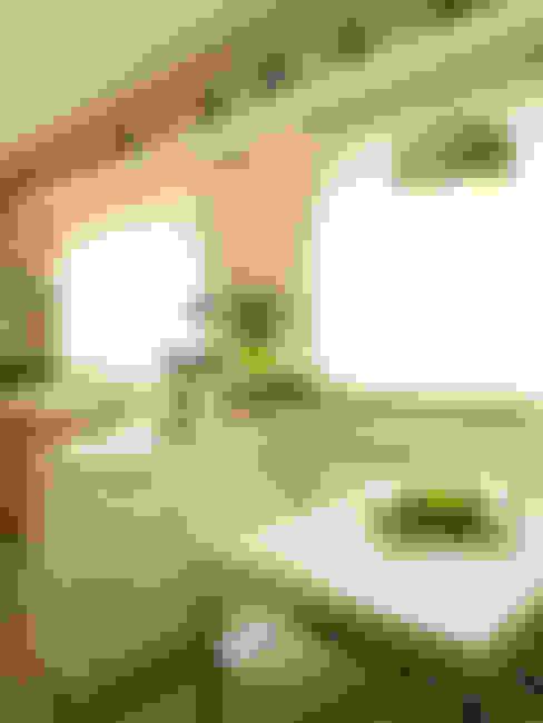 Copa : Cozinhas  por Flávia Brandão - arquitetura, interiores e obras