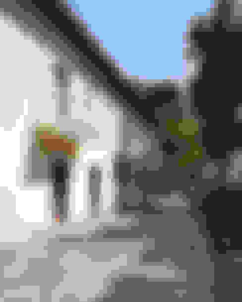 Casa na Gávea: Casas  por Ricardo Melo e Rodrigo Passos Arquitetura