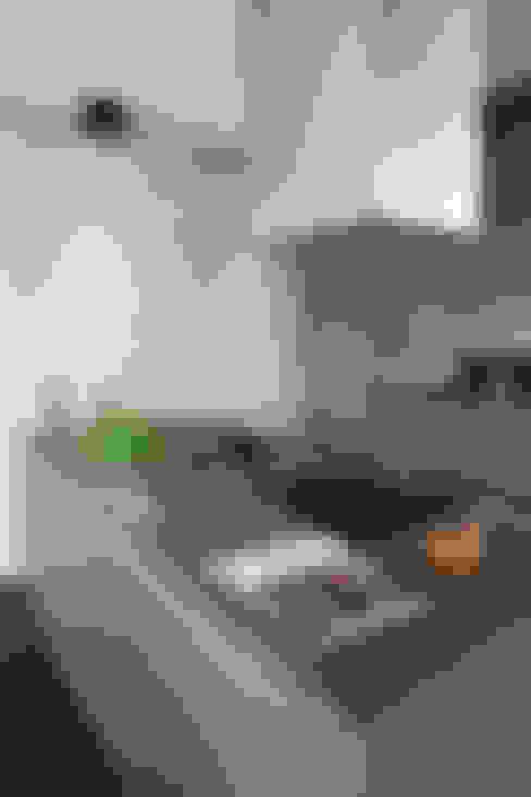 Kitchen by justyna smolec architektura & design