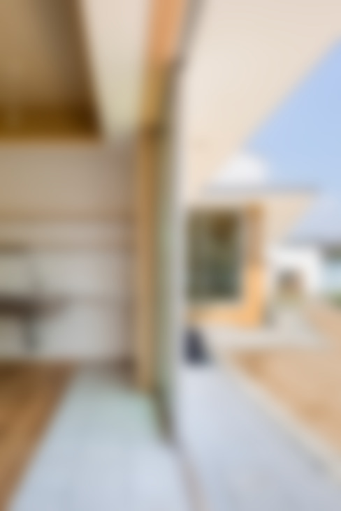 Pareti in stile  di 矢内建築計画 一級建築士事務所