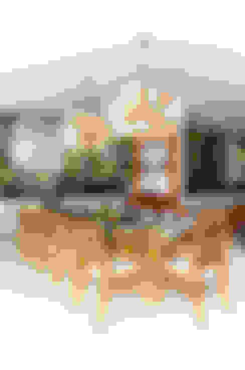 Sala de Jantar : Salas de jantar  por Infinity Spaces