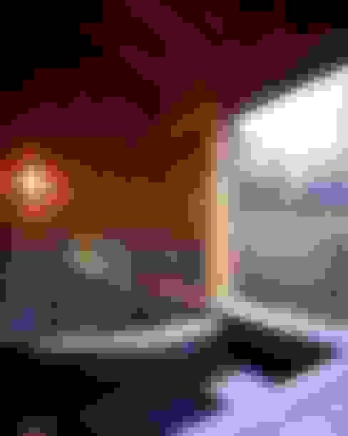 浴室 by TAMAI ATELIER