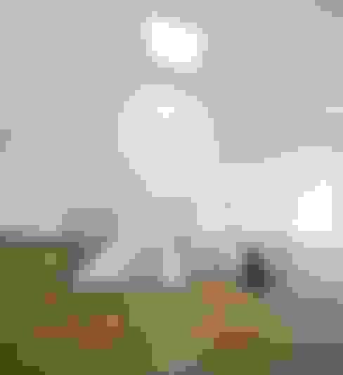 Wohnzimmer von João Tiago Aguiar, arquitectos