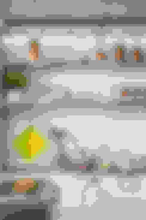 Küche von GUTMAN+LEHRER ARQUITECTAS