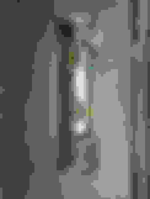 حمام تنفيذ Jigsaw Interior Architecture