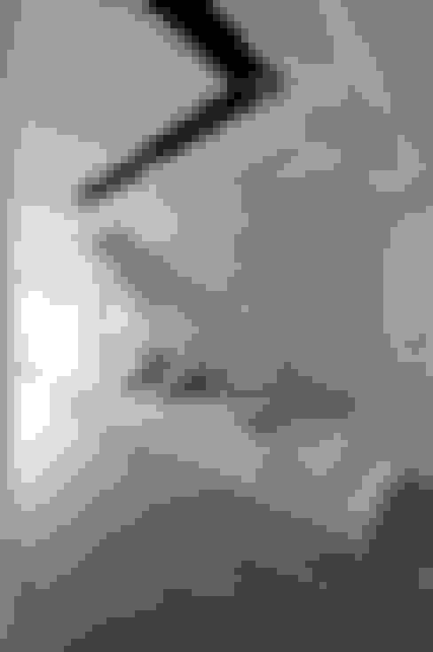 Couloir et hall d'entrée de style  par 3deko
