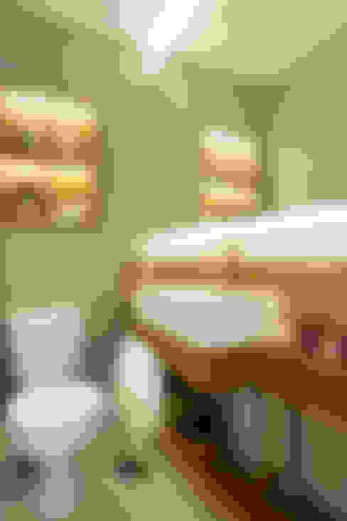 حمام تنفيذ Liliana Zenaro Interiores