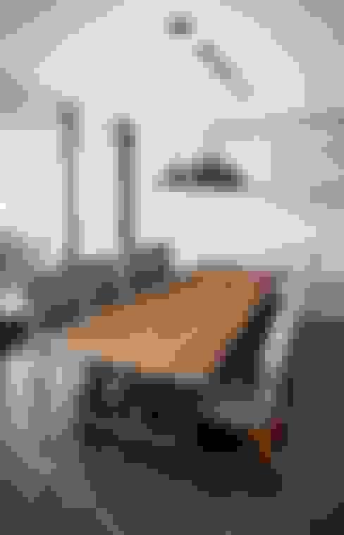 غرفة السفرة تنفيذ Concepto Taller de Arquitectura