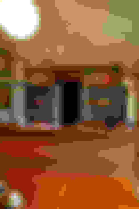 日並郷の家: 株式会社アトリエカレラが手掛けたキッチンです。
