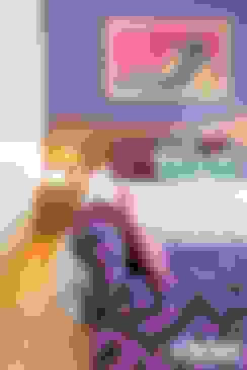 Projekty,  Sypialnia zaprojektowane przez LEMONBE