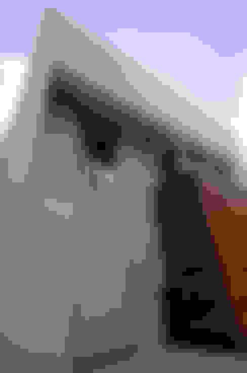 Casa Tronador: Casas de estilo  por Estudio Sespede Arquitectos