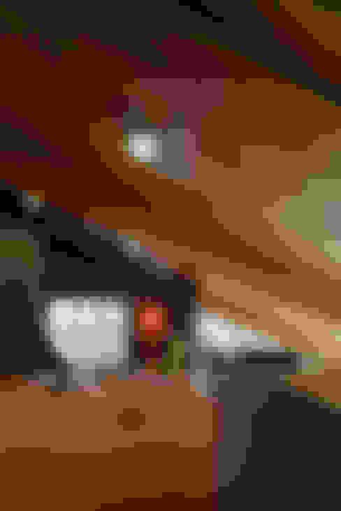 Загородный дом Подмосковье: Медиа комнаты в . Автор – Анахина