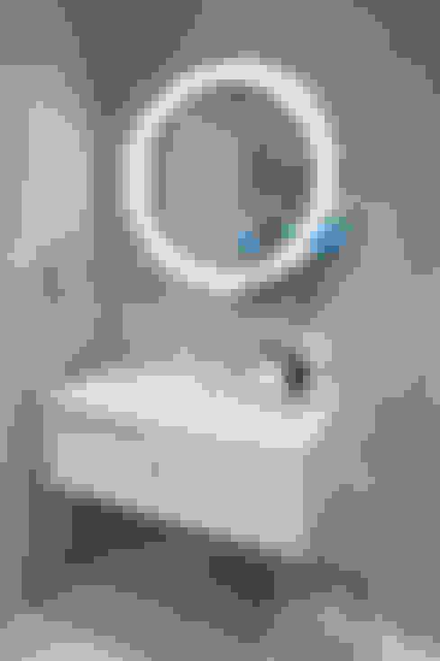 Badezimmer von Lisa Melvin Design