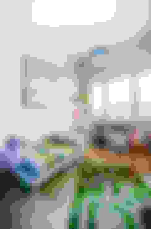 غرفة الاطفال تنفيذ Studio Prospettiva