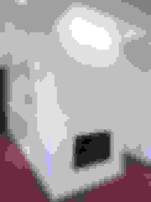 غرفة المعيشة تنفيذ Studio Proarch