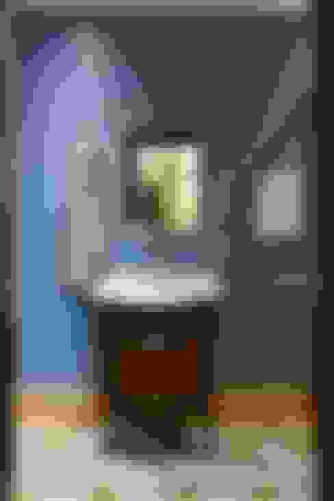 حمام تنفيذ Ольга Кулекина - New Interior