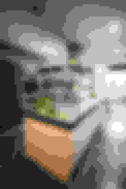 Projekty,  Kuchnia zaprojektowane przez grupoarquitectura