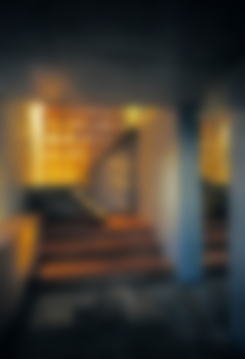 大銀杏の家: HAN環境・建築設計事務所が手掛けた廊下 & 玄関です。
