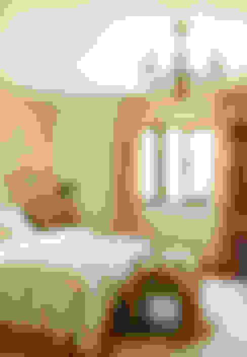 Bedroom by CONSOLIDACIONES Y CONTRATAS S.L