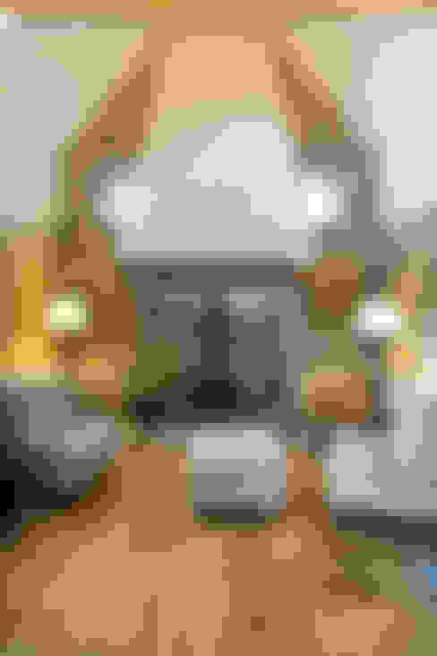CCD Architects:  tarz Oturma Odası