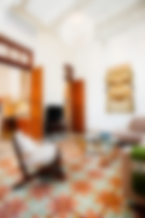 Salas de estar  por Taller Estilo Arquitectura