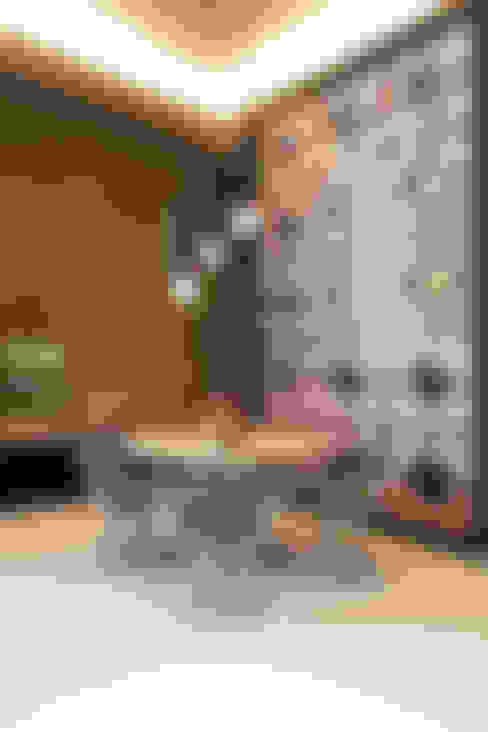 غرفة السفرة تنفيذ Denise Barretto Arquitetura