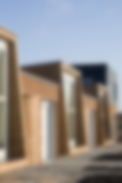 Maisons de style  par HM Architecten