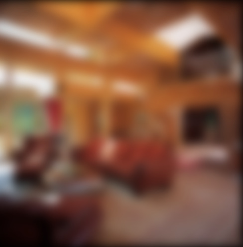 Living room by ELK Fertighaus GmbH